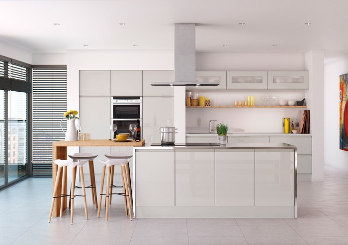 A Brief Review of the Different Types of Kitchen Cabinet ...